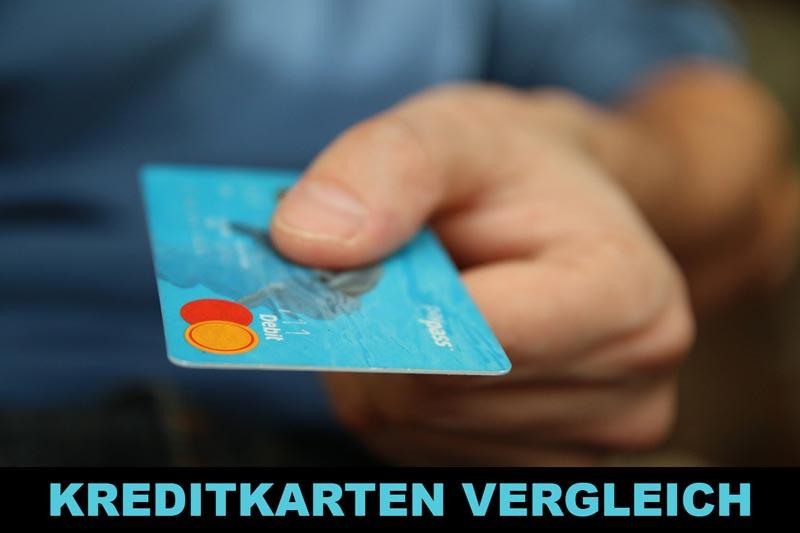 Kreditkarten im Vergleich